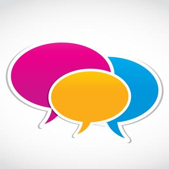 social media group speech