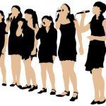 Klingt oft schön und befreit ungemein: Gemeinsames Singen im Chor