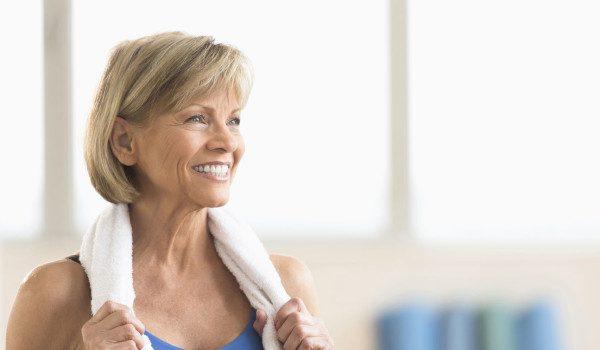 Wie man im Alter von 50 abnehmen kann