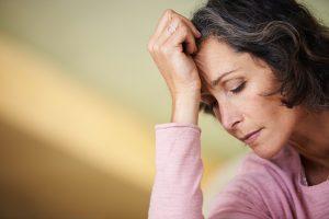 Stimmungsschwankungen in den Wechseljahren