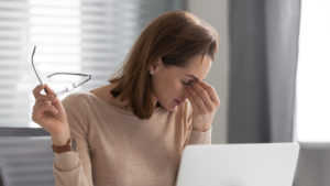 Häufiges Schwindelgefühl – auch ein Wechseljahressymptom