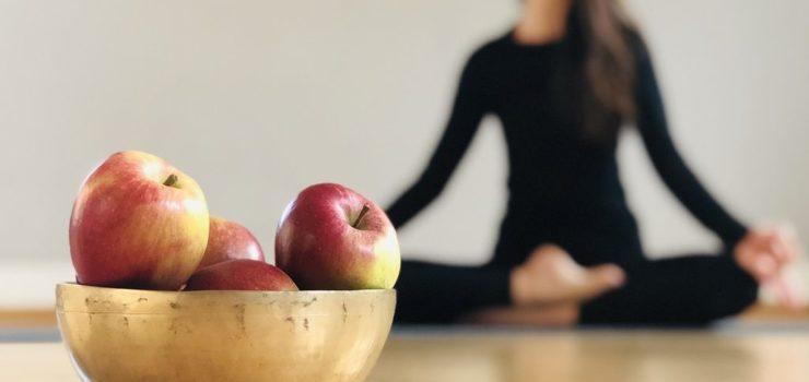 Food meets yoga © Eva Ehehalt