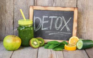 5-Tage-Detox-Kur für mehr Vitalität und weniger Gewicht